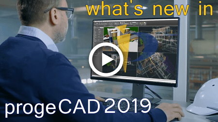 progecad 2018 professional software video
